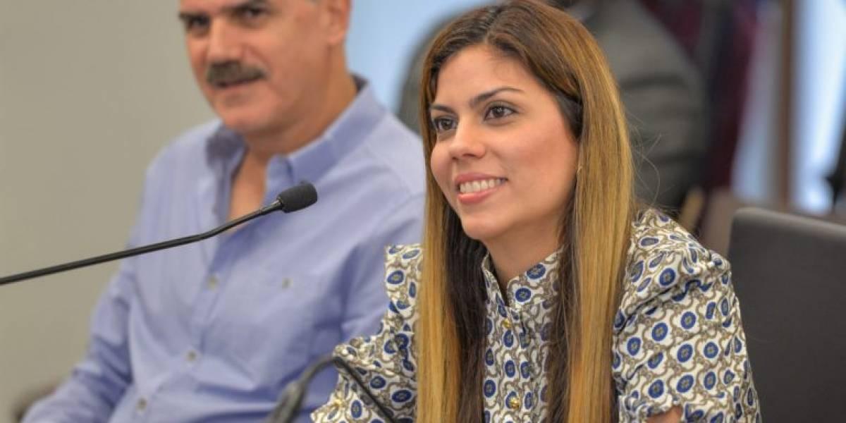 Senado confirma a Adriana Sánchez como la nueva secretaria de Recreación y Deportes
