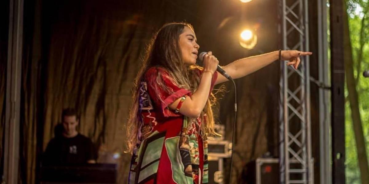 ¡Bravo!, colombiana se robó el show en 'The Voice' Francia