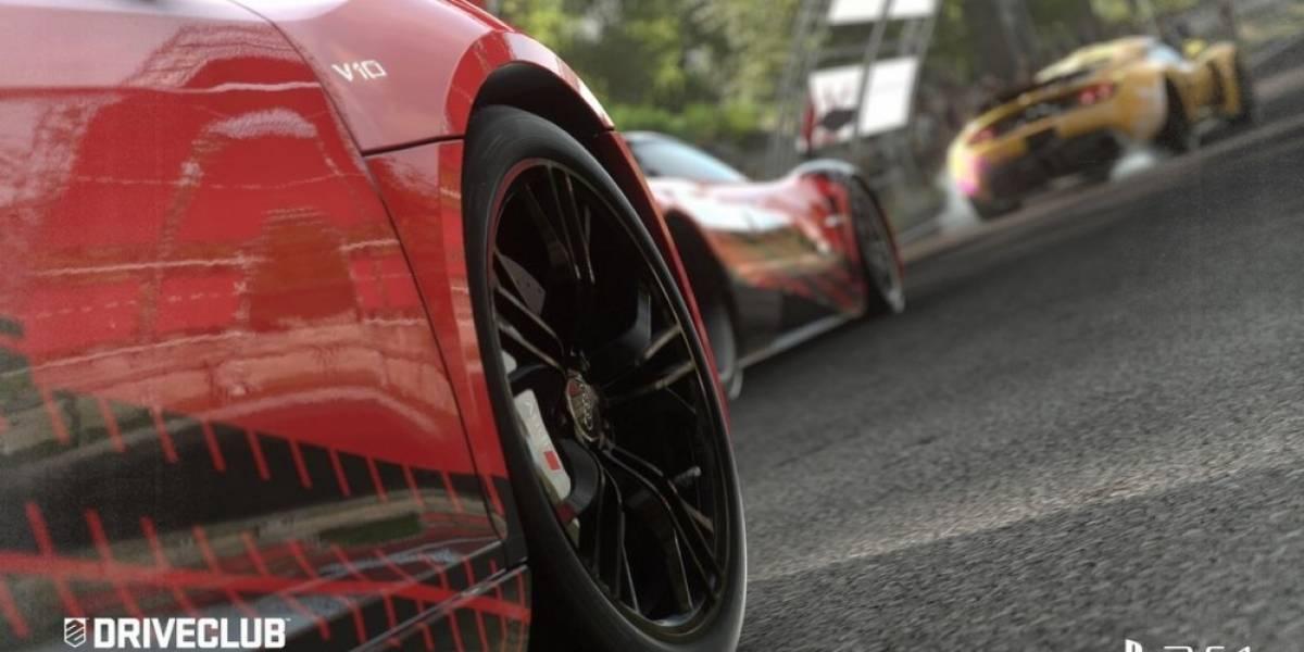 Evolution ofrece un vistazo a una de las nuevas pistas japonesas de DriveClub