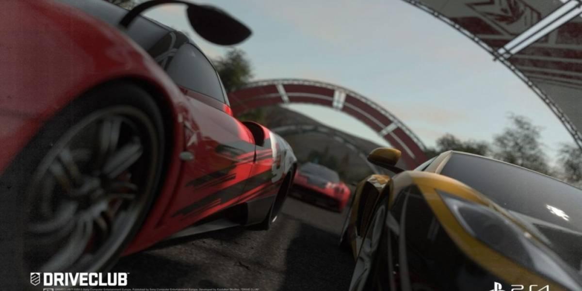 Driveclub experimentará caídas intermitentes mientras el desarrollador arregla los problemas