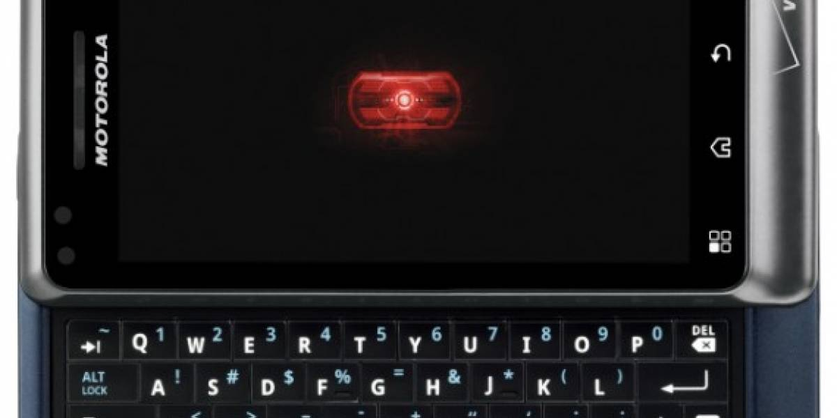 Futurología: Motorola Droid Pro sería el nombre de la versión GSM del Droid 2