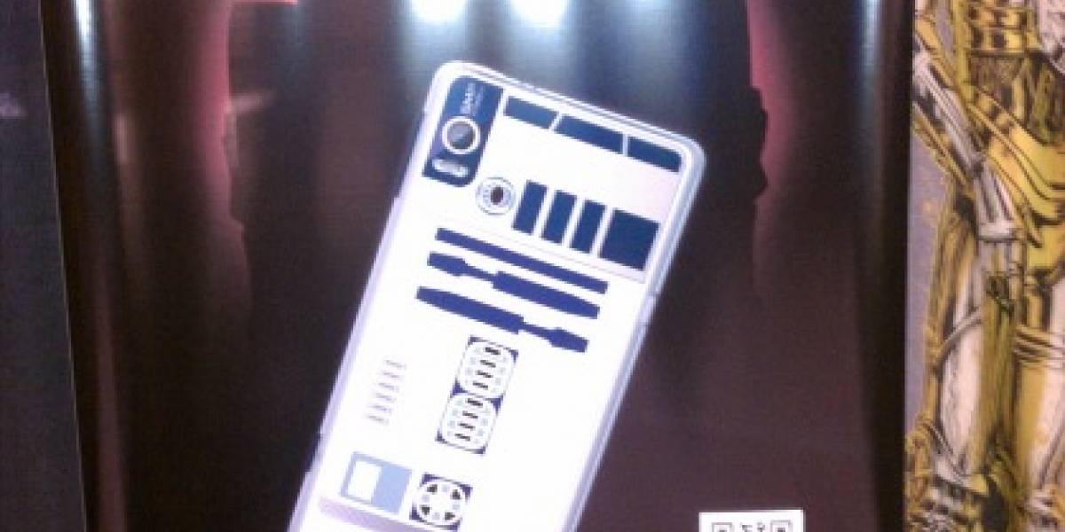 Motorola Droid 2 edición R2-D2 llegará el 30 de Septiembre