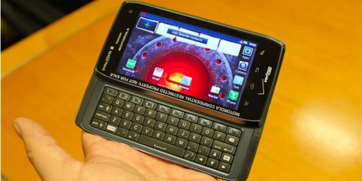 Se filtran nuevas imágenes y características del Motorola Droid 4