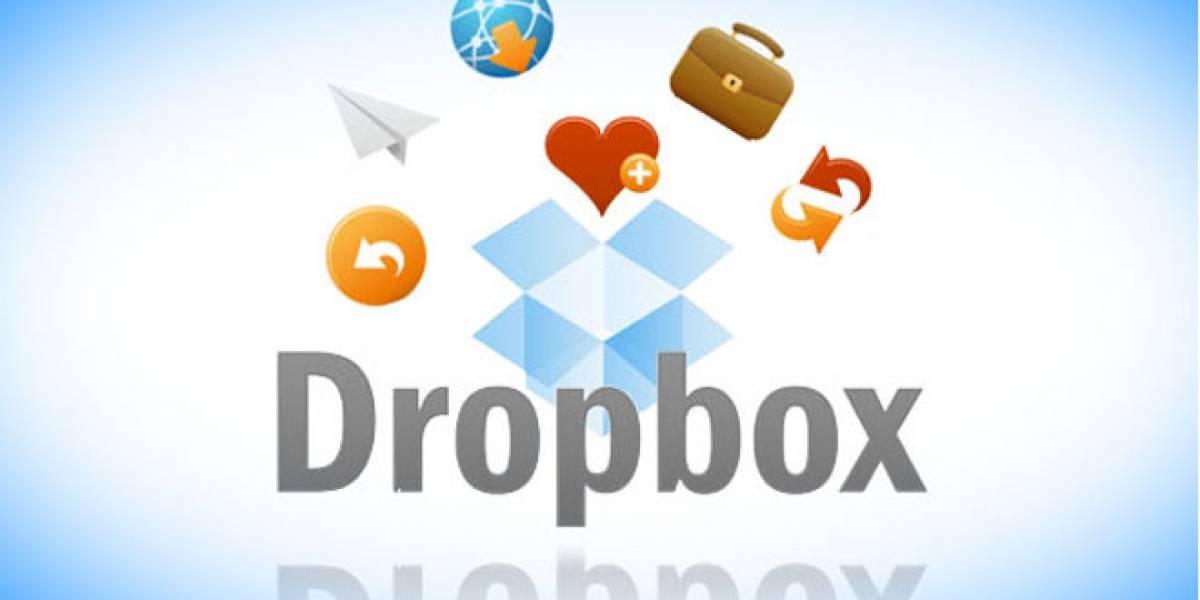 Actualización para Dropbox, ¡bájala ya!