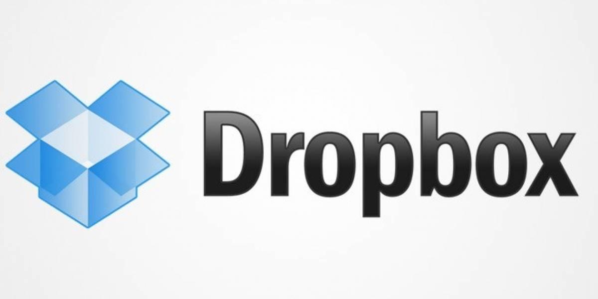 La interfaz Material Design llega a Dropbox para Android