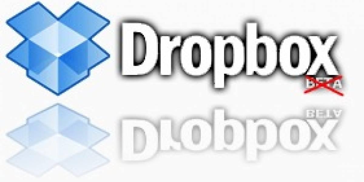 Dropbox se gradúa con honores y deja estado Beta