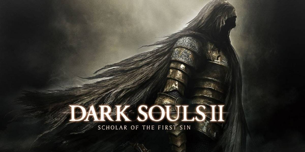 Dark Souls 2: Scholar of the First Sin recibe tráiler de lanzamiento