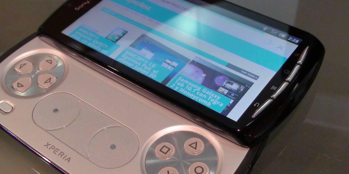 MWC2011: Xperia Play a primera vista