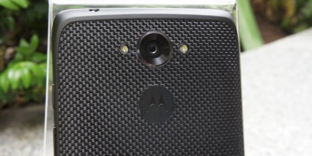 Motorola actualiza su aplicación de cámara con novedades