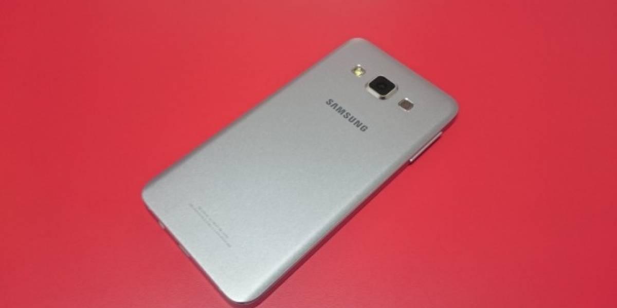 Aparecen detalles de un Samsung Galaxy A8