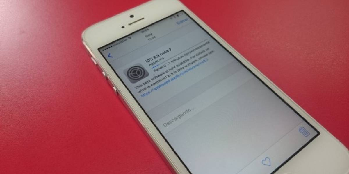 Aprende a instalar iOS 8.3 Beta en tu iPhone