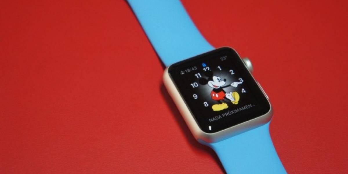 Apple Watch llega a España y México el 26 de junio