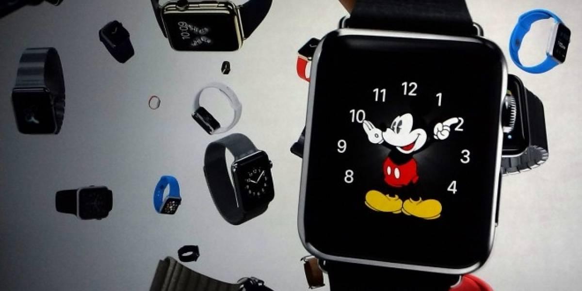 Apple no permitirá instalar carátulas adicionales a su reloj inteligente