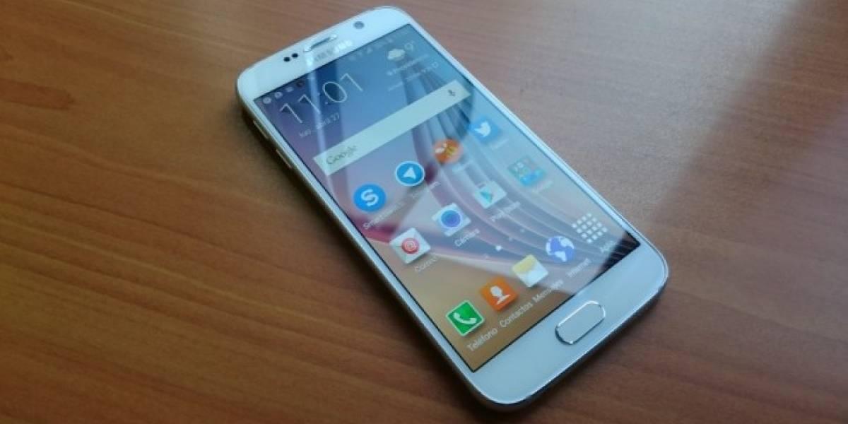 Samsung libera actualización para el Galaxy S6 que solucionaría los problemas de RAM