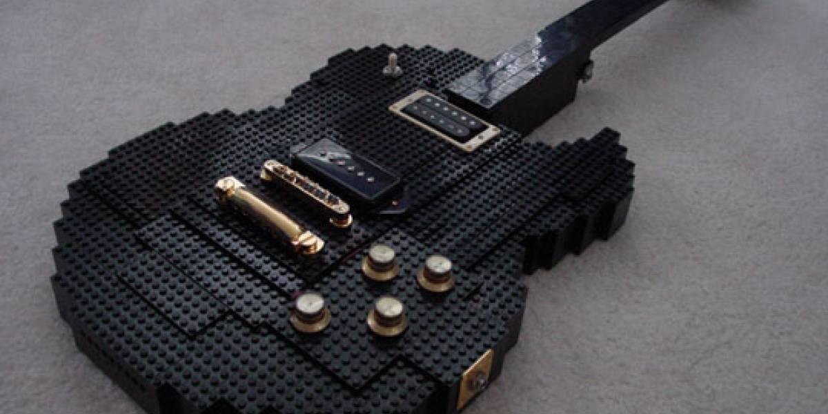 Futurología: Lego Rock Band (OMGWTF!)