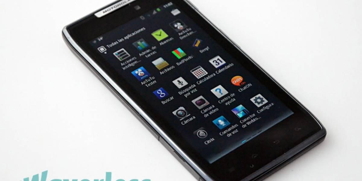 Chile: Motorola lanza en el país el Motorola RAZR
