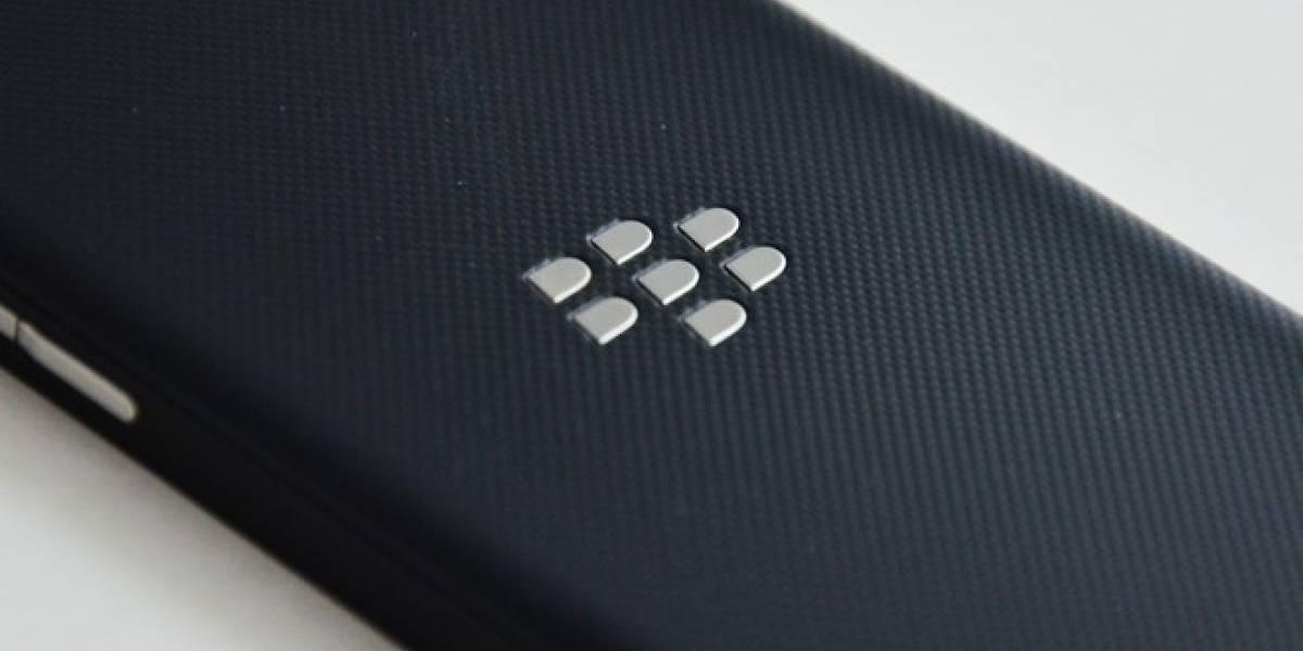 Aparecen imágenes de un supuesto BlackBerry con Android