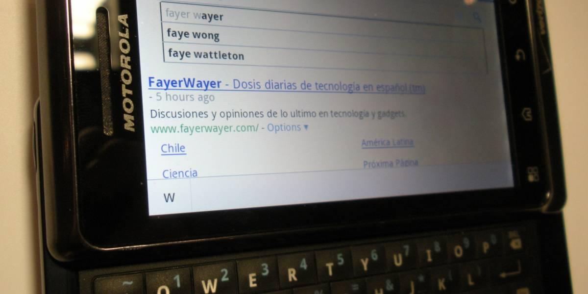 Google lanza búsquedas instantáneas y prepara versión móvil