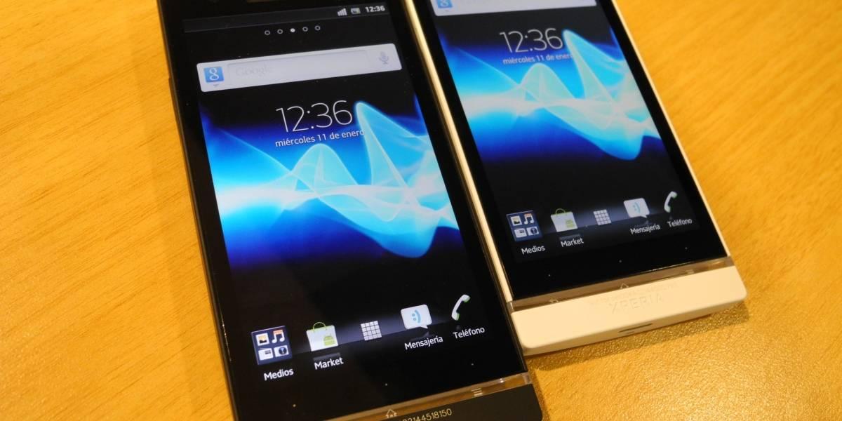 A Primera Vista: Sony Xperia S, el nuevo gama alta de la familia
