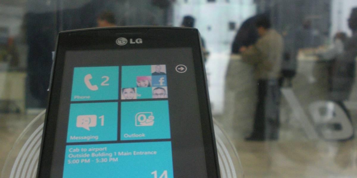 Windows Phone 7 llegó a México, los demás tendrán que esperar hasta 2011
