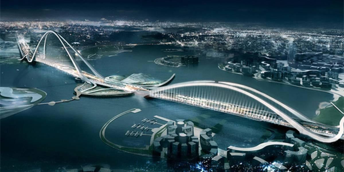 En Dubai construirán el puente en arco más grande del mundo
