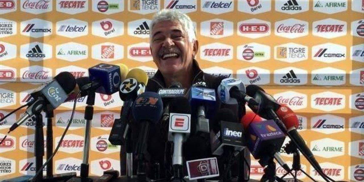VIDEO: Ferretti manda a Bruno Mars al estadio de Monterrey