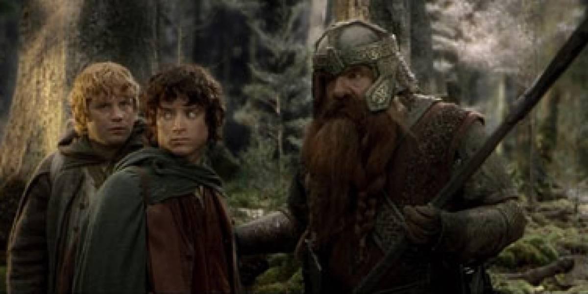 El Señor de los Anillos: DVD vs HD