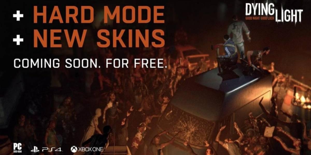 Dying Light recibirá contenido gratuito, incluyendo un nuevo modo de dificultad