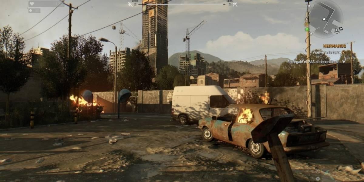 ¿Se vienen vehículos a Dying Light?