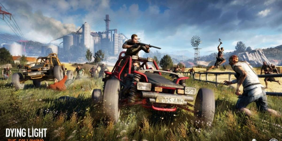 Dying Light: The Following ya tiene ventana de lanzamiento