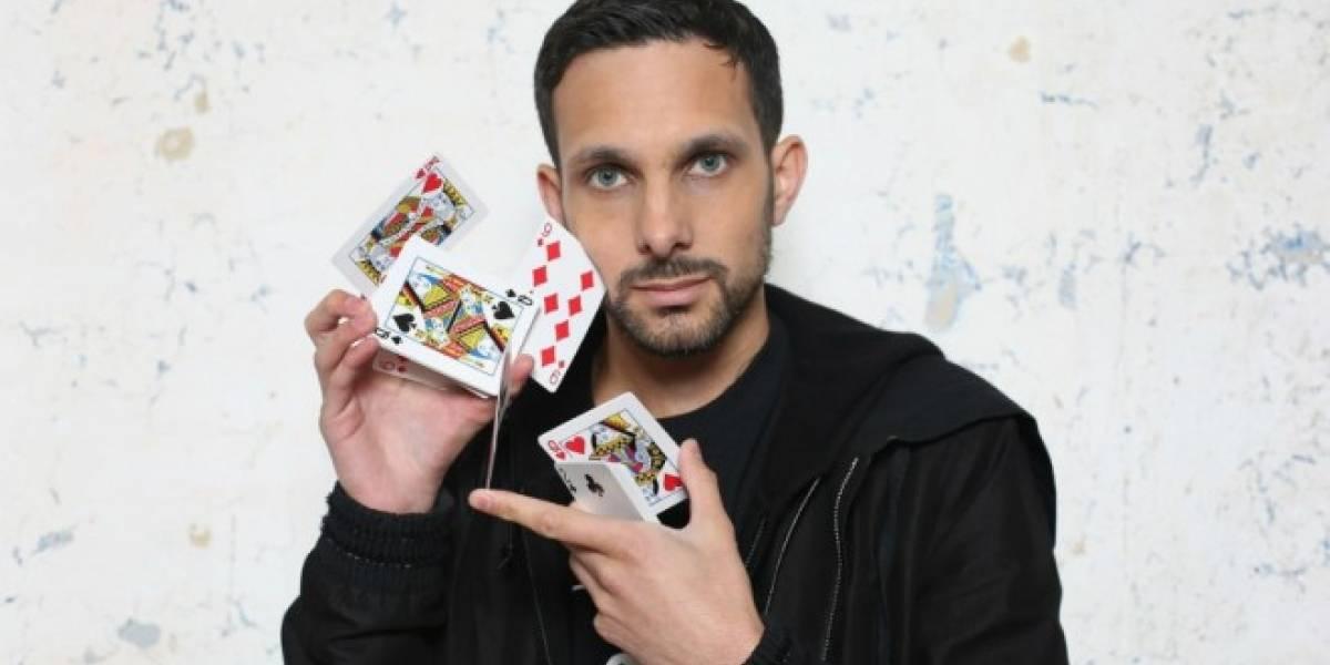 Mira estas ilusiones que creó el mago Dynamo con el Galaxy S7