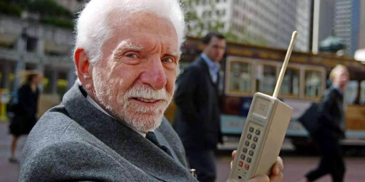 Hace poco más de 29 años llegaba al mercado el Motorola DynaTAC