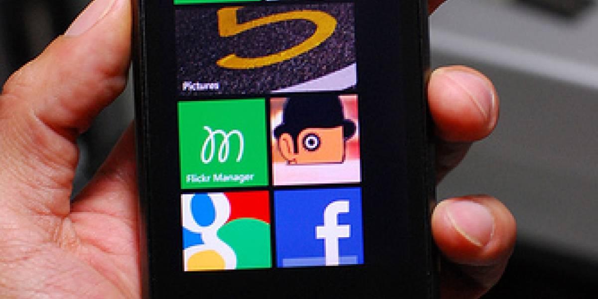 Microsoft lanzará gran actualización de WP7 en Enero
