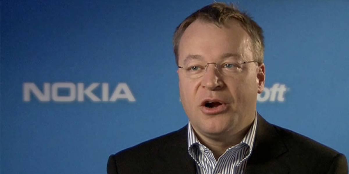 """Stephen Elop de Nokia: """"Nuestra primera prioridad, siempre, es diferenciarnos"""""""