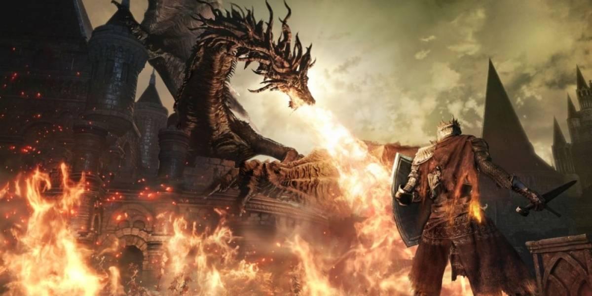 Dark Souls III es confirmado oficialmente #E32015