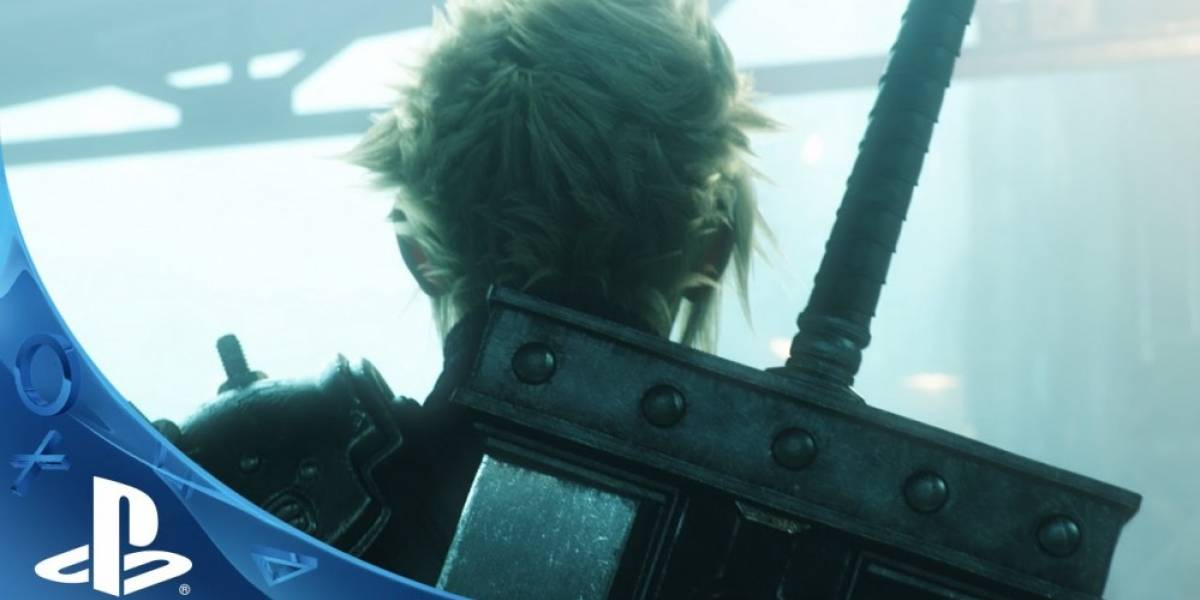 Square Enix confirma el remake de Final Fantasy VII #E32015
