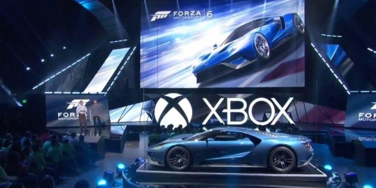 Forza Motorsport 6 se lanzará el 15 de septiembre #E32015