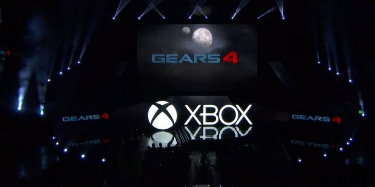 Gears 4 se lanzará a finales de 2016 #E32015