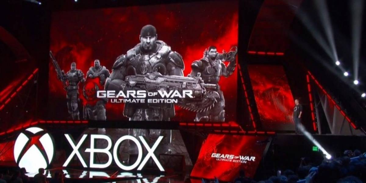 Microsoft confirma Gears of War: Ultimate Edition #E32015