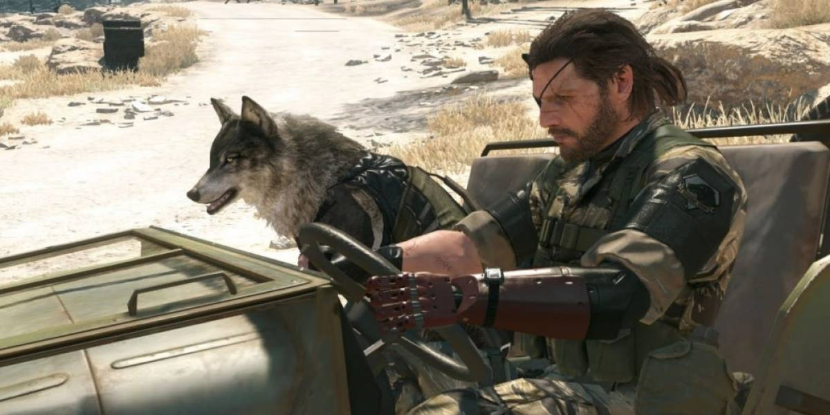 Vean 40 minutos de jugabilidad de Metal Gear Solid V: The Phantom Pain #E32015