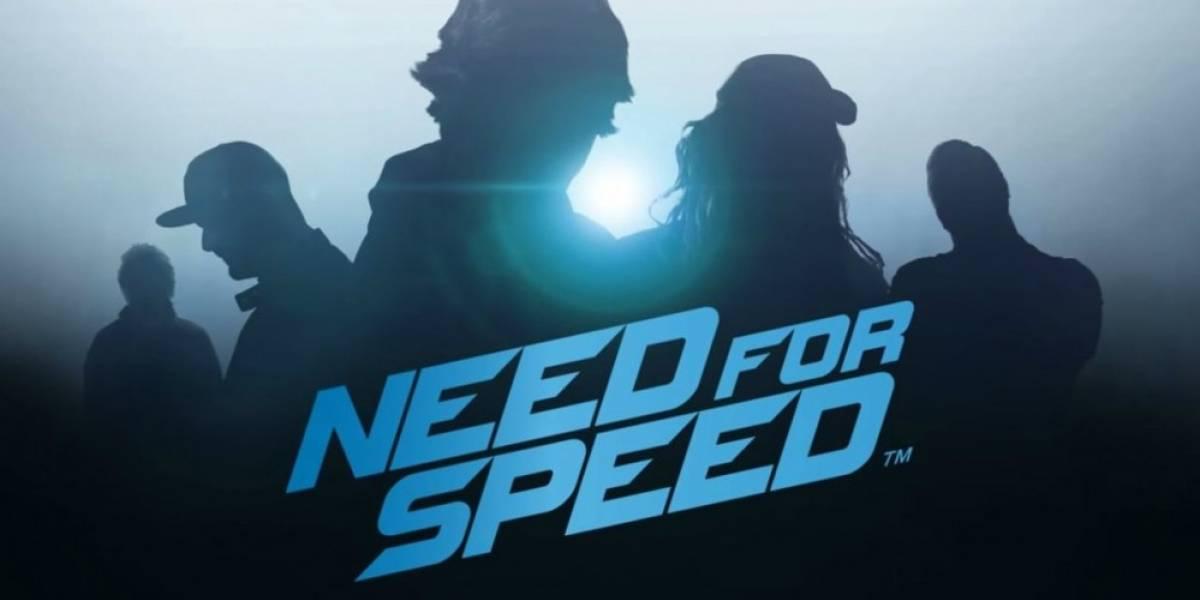 Need for Speed se lanzará el 3 de noviembre #E32015