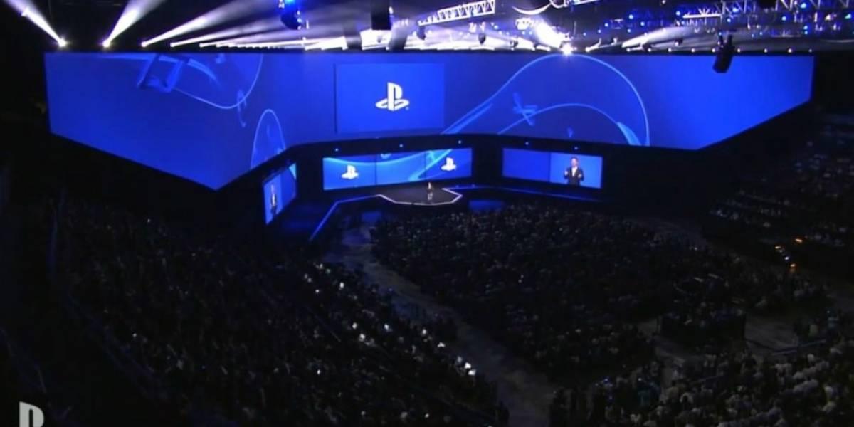 Este es el resumen de la conferencia de prensa de Sony #E32015