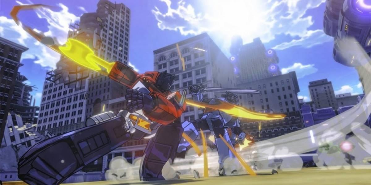 Se anuncia oficialmente Transformers: Devastation #E32015