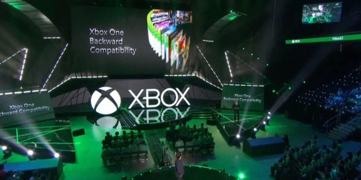 Xbox One será retrocompatible con juegos de Xbox 360 #E32015
