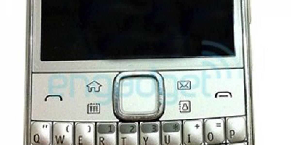 Sale a la luz el futuro Nokia E6