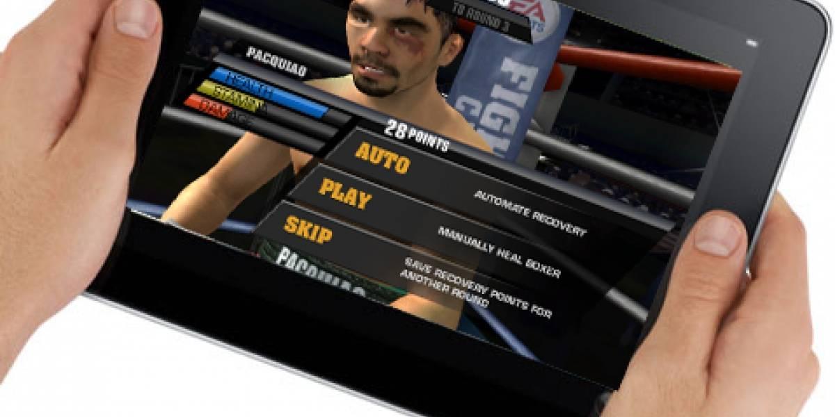 EA presentó sus nuevos juegos para iOS