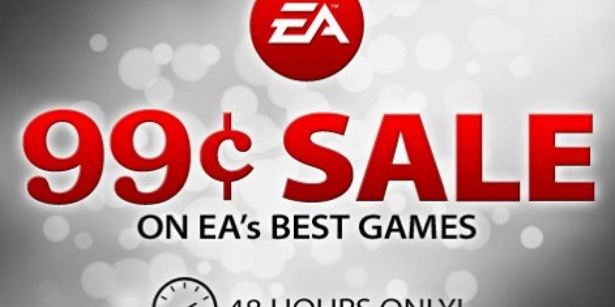 EA se volvió loco: sus mejores juegos para iPhone a 99 centavos