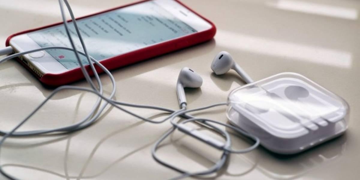 iPhone 7 podría eliminar entrada de audífonos para hacerlo más delgado