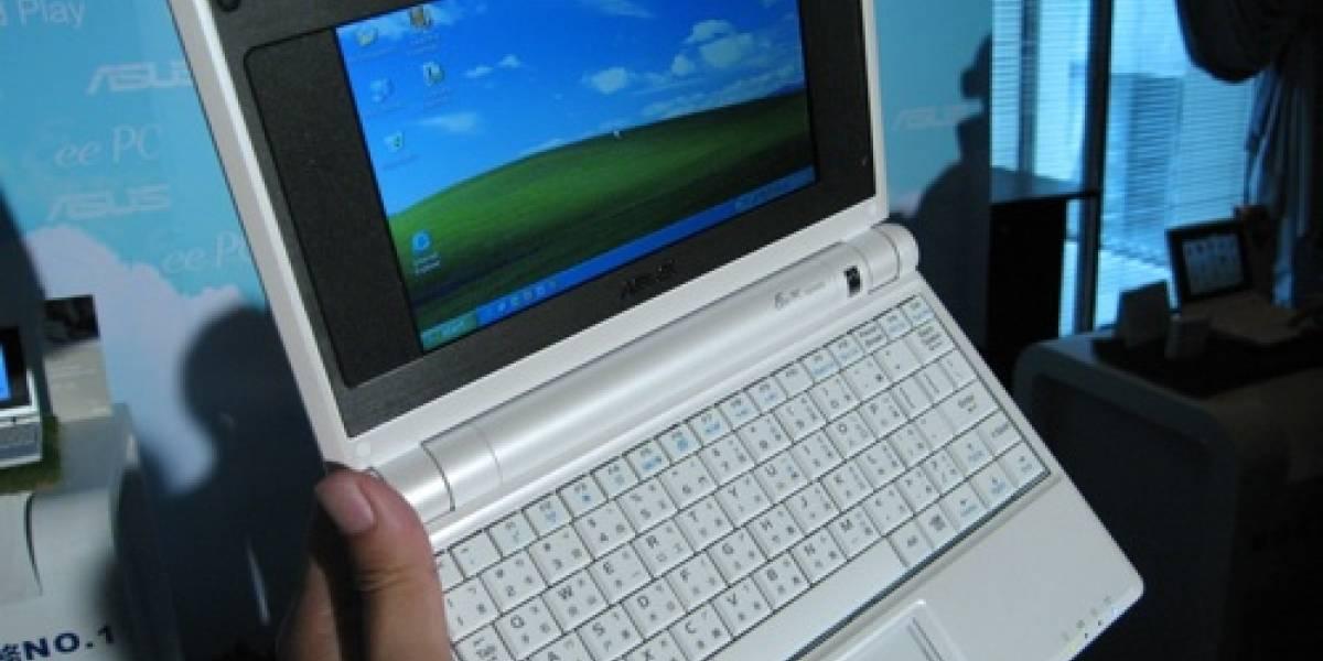 Hola, Asus Eee PC