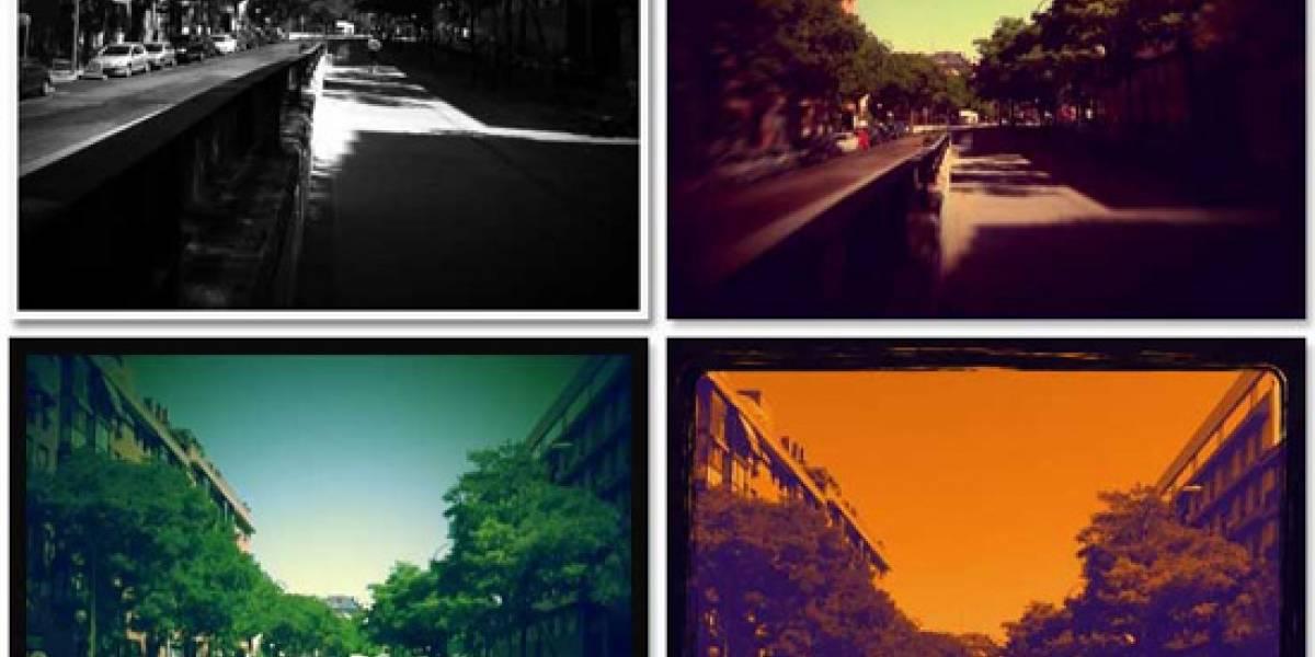 España: Effectorium, retoque fotográfico en tiempo real